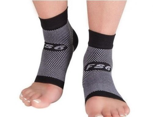 Compression Foot Sleeves for Plantar Fasciitis